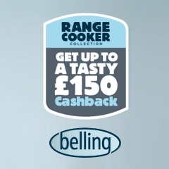 Belling Up To £150 Cashback With Belling!