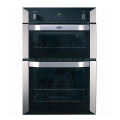 Belling Gas Double Ovens