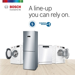 Bosch FREE 5 Year Bosch Warranty!