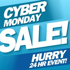 Baumatic CYBER MONDAY SALE!