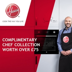 Hoover Free Chef's Collection Hamper With Hoover!