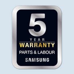 Samsung 5 Year Guarantee On Home Appliances
