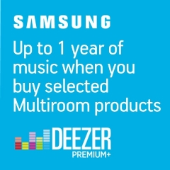 Samsung Up To 1 Years Free Music With Samsung!