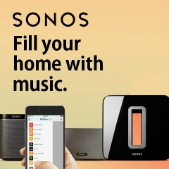 Sonos Fill Your Home With Music!