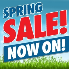 Hisense Sonic Direct Spring Sale Now On!