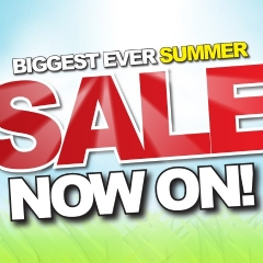 Hoover Biggest Ever Summer Sale Now On!