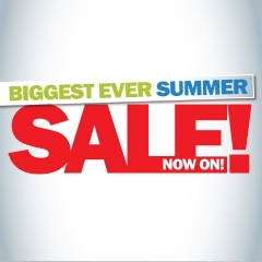 Indesit Biggest Ever Summer Sale Now On!