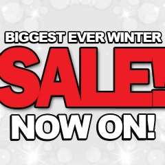 Hisense Biggest Ever Winter Sale Now On!