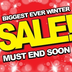 Baumatic Biggest Ever Winter Sale Must End Soon!