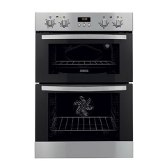 Zanussi Electric Double Ovens