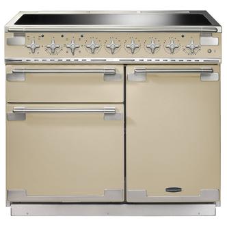 Image of Rangemaster 100170 100cm ELISE Induction Electric Range Cooker In Crea