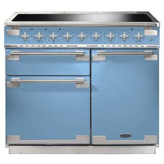 Image of Rangemaster 100190 100cm ELISE Induction Electric Range Cooker In Blue