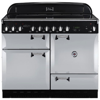 Rangemaster 100720 110cm ELAN Electric Ceramic Range Cooker in Royal P