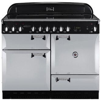 Rangemaster 100720 110cm ELAN Electric Ceramic Range Cooker in Royal P