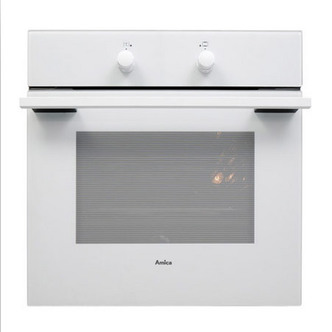 Compare retail prices of Amica 10132 3W 60cm Built In Electric Fan Oven in White A Rated to get the best deal online