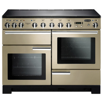 Image of Rangemaster 101560 110cm PROFESSIONAL DELUXE Induction Range Cooker Cr