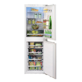 Rangemaster 101790 Integrated Frost Free Fridge Freezer 1 77m 50 50 A