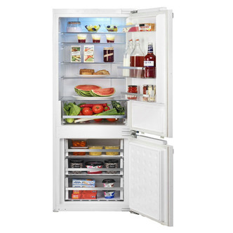 Rangemaster 101800 Integrated Fridge Freezer 1 77m 70 30 A Rated