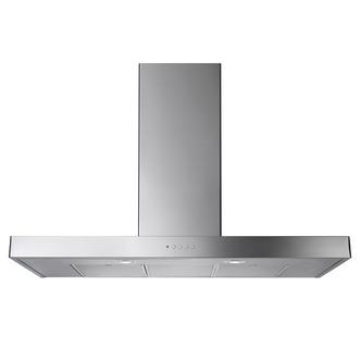 Image of Rangemaster 105180 110cm Flat Cooker Hood in Stainless Steel