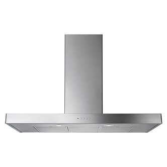 Image of Rangemaster 105250 100cm Flat Cooker Hood in Stainless Steel