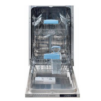 Image of Rangemaster 105400 45cm Fully Integrated Dishwasher 10 Place Settings