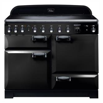Image of Rangemaster 117780 110cm ELAN DELUXE Induction Range Cooker in Black