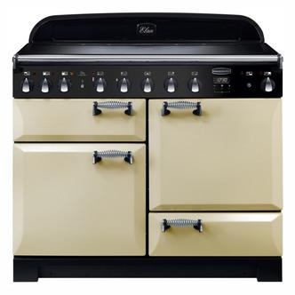 Image of Rangemaster 117790 110cm ELAN DELUXE Induction Range Cooker in Cream