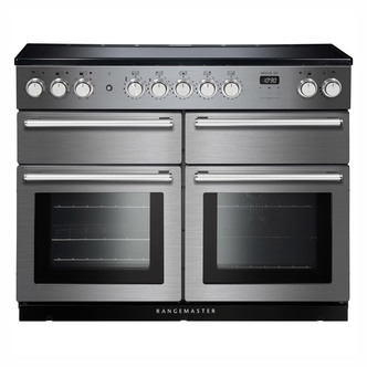 Image of Rangemaster 118270 110cm NEXUS SE Induction Range Cooker in St St Chro