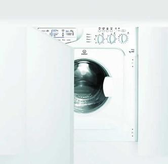 indesit iwde126 integrated washer dryer 1200rpm 6kg 5kg b rated