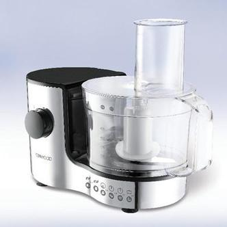 Kenwood FP126 Compact Food Processor in Chrome