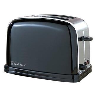 Russell Hobbs 14361 2 Slice Toaster in Black