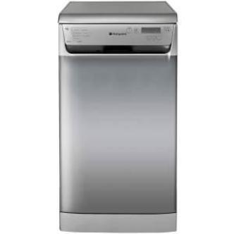 Hotpoint SDD910X 45cm ULTIMA Slimline Dishwasher in Stainless Steel