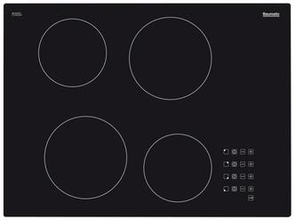 Baumatic BHC700 70cm Ceramic Electric Hob Frameless Touch Controls