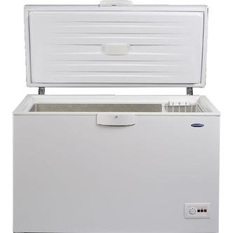 Iceking CFAP400 Chest Freezer in White 360 litre 1 29m A Rated