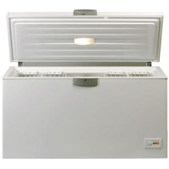 Iceking CFAP500 Chest Freezer in White 451 litre 1 55m A Rated