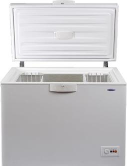 Iceking CFAP300 Chest Freezer in White 298 litre 1 10m A Rated
