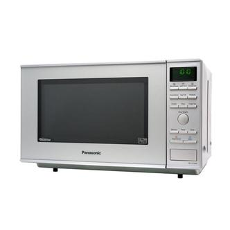Panasonic NN CF760MBPQ Flatbed Combination Microwave Oven in Silver 27
