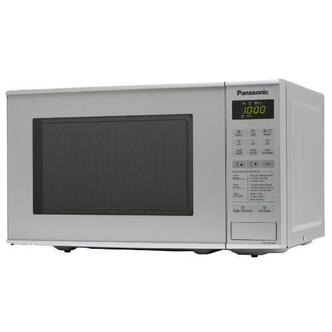 Panasonic NN K181MMBPQ Compact Microwave Oven with Grill in Silver 20L