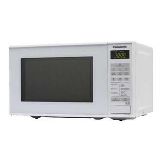 Panasonic NN E271WMBPQ Compact Microwave Oven in White 20 Litre 800W