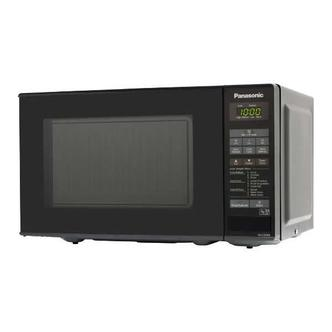 Panasonic NN E281BMBPQ Compact Microwave Oven in Black 20 Litre 800W