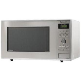 Panasonic NN GD371SBPQ Inverter Microwave Oven with Grill in St Steel