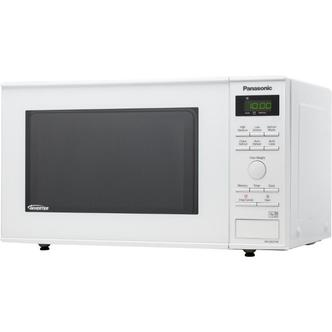 Panasonic NN SD251WBPQ Solo Inverter Microwave Oven in White 23L 950W