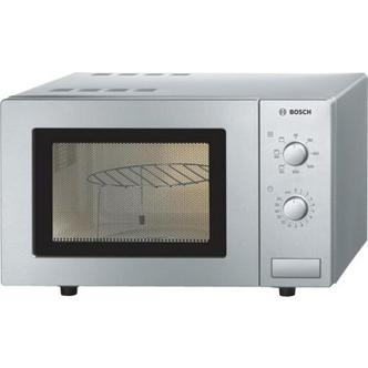 Bosch HMT72G450B Compact Microwave Oven with Grill in Stainless Steel