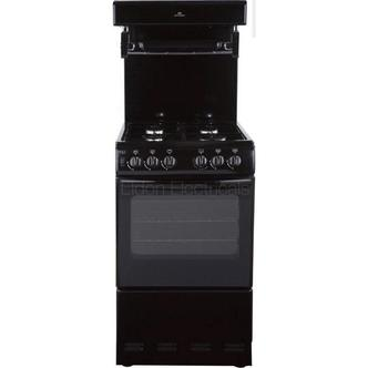 New World NW55THLG BLK 55cm High Level Grill Gas Cooker in Black FSD