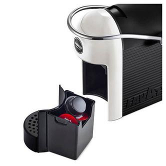 Lavazza 18000422 A Modo Mio Jolie Coffee Machine with Milk Frother Wh
