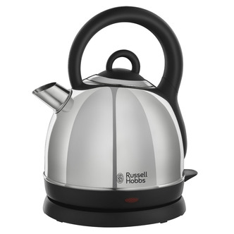 Russell Hobbs 19191 Traditional Dome Electric Kettle in Polished St St