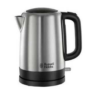 Russell Hobbs 20610 Canterbury Cordless Jug Kettle in Brushed St Steel