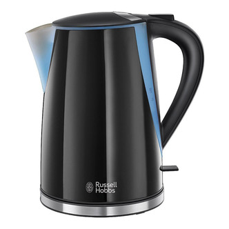 Russell Hobbs 21400 Mode Black Kettle 1 7L 3kW Rapid Boil