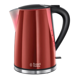 Russell Hobbs 21401 Mode Collection Kettle 1 7L 3kW in Red