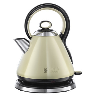 Russell Hobbs 21882 LEGACY Traditional Cordless Jug Kettle in Cream